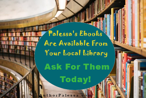 Palessa's Ebooks Available at Local Libraries Worldwide!
