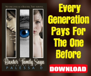 Baxter Family Saga Collection: Books 1-3
